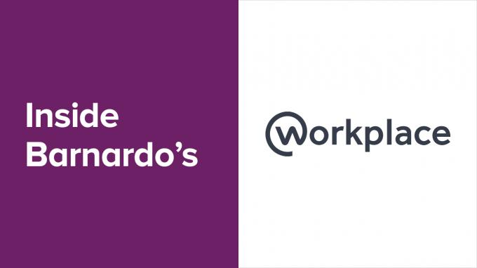 inside.barnardos and Workplace logos